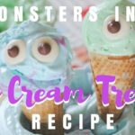 Monsters Inc. Ice Cream Treat Recipe – A Fun Summer Dessert!
