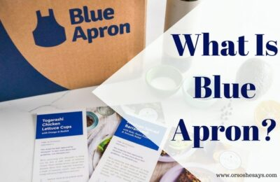 Do you hate meal planning and grocery shopping and worrying about what's for dinner? I do! That's why I love a meal delivery service like Blue Apron. What is Blue Apron? Check out today's post to learn more about it. www.orsoshesays.com #WhatisBlueApron #BlueApron #BlueApronMealKits #homedeliverymeals #mealdelivery #recipes #organic #produce #ldsblogger #lds #mormonblogger #mormon #blogger #ontheblog #mealprep #foodporn