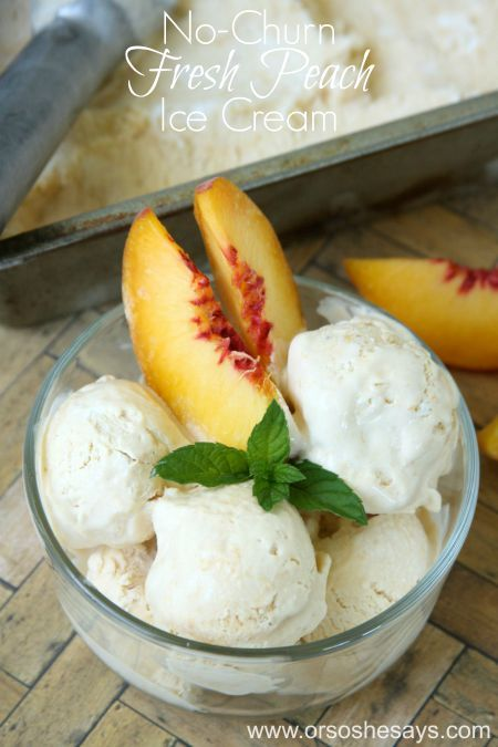 20 Scrumptious No Churn Ice Cream Recipes