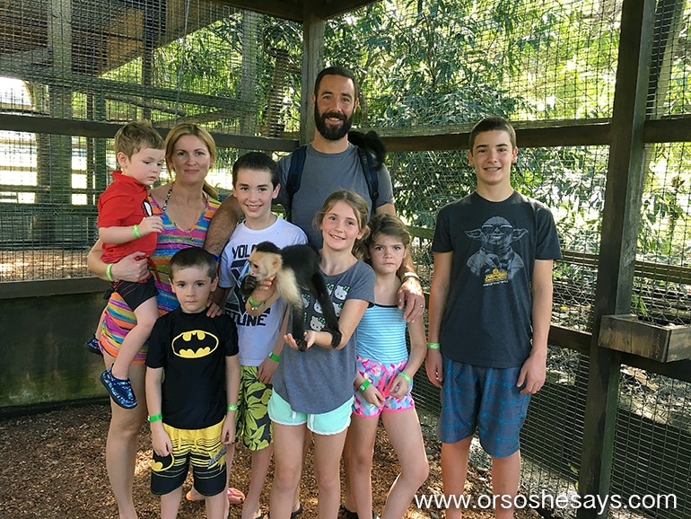 Our 5 Best FAMILY VACATIONS ~ From a family of 9! www.orsoshesays.com #familyvacation #vacation #travel #familytrips #travelwithkids