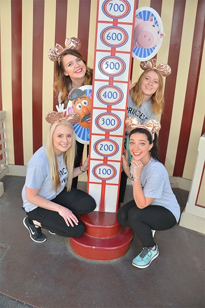 Family Vacation Destination ~ Disneyland for Teens