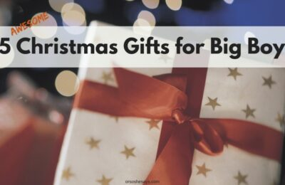15 AWESOME Christmas gift for big boys on www.orsoshesays.com #christmas #christmasgifts #gifts #giftideas #giftsforboys #holidays