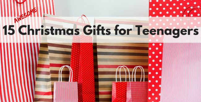15 Christmas Gifts for Teenagers