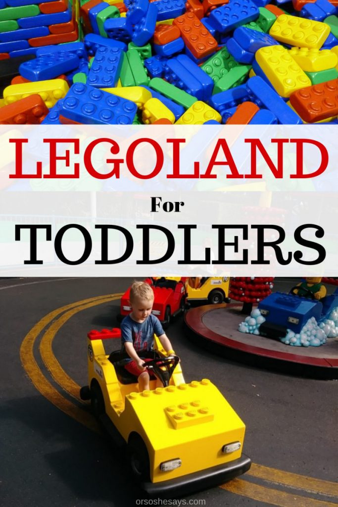 With so many theme parks, it's hard to know what one would be best for kids. However, keep reading to find out why LEGOLAND is the best theme park for kids! #legoland #familyvacation www.orsoshesays.com