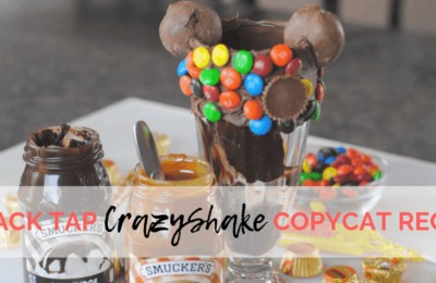 f you haven't heard of Black Tap's CrazyShakes, where have you been? These unique milkshakes are truly one of a kind. Luckily, the award-winning restaurant is headed to Downtown Disney this upcoming year. With treats this delicious, The Happiest Place on Earth just got happier! www.orsoshesays.com #blacktapshakes #blacktapcrazyshake #copycatrecipe #disney #osssdoesdisney #dessert #disneyrecipe