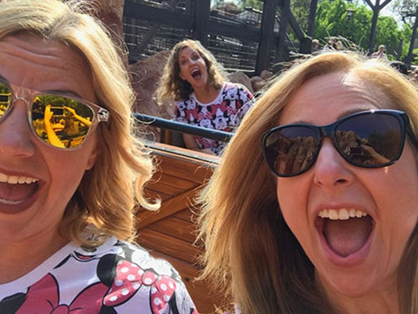 Planning a girls trip to The Happiest Place on Earth? Be sure to check out our Ultimate Disneyland Girls Trip Guide for all of the best tips and tricks! orsoshesays.com #girlstrip #disneyland #disneyvacation #osssdoesdisney