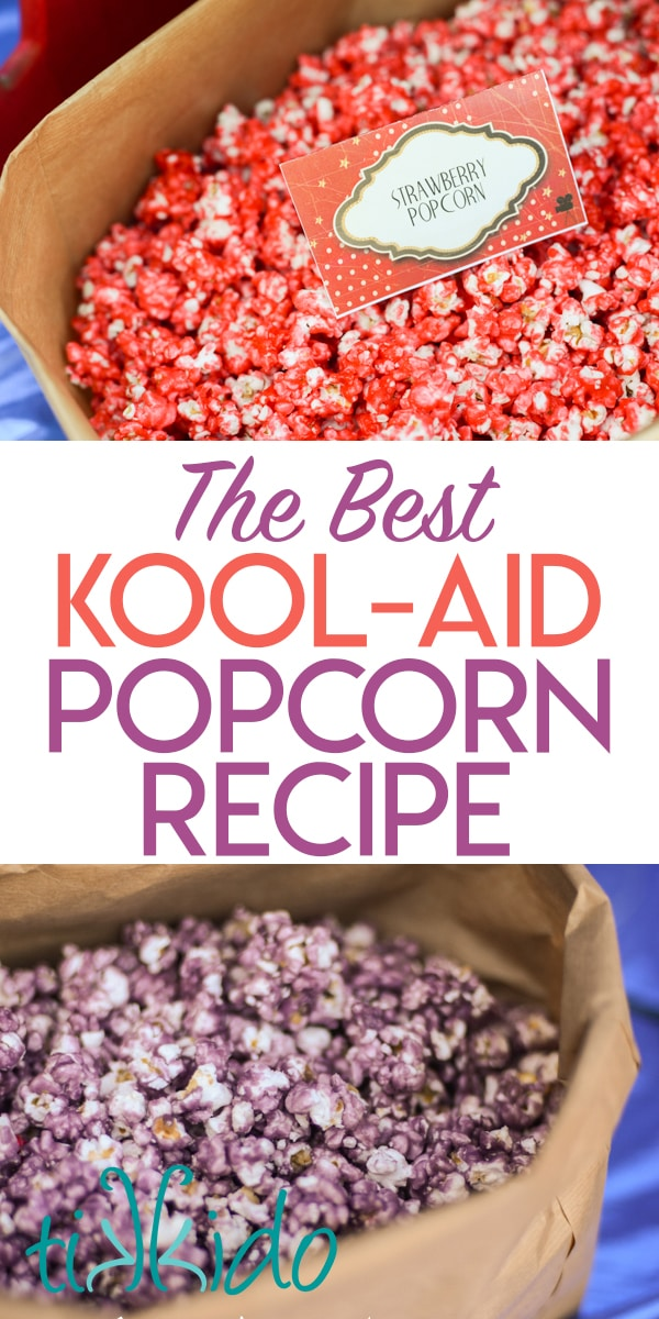 Fun with Popcorn Ideas