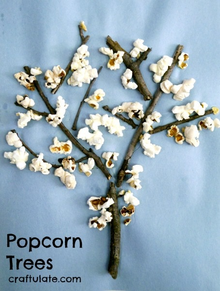 Popcorn Tree Activity