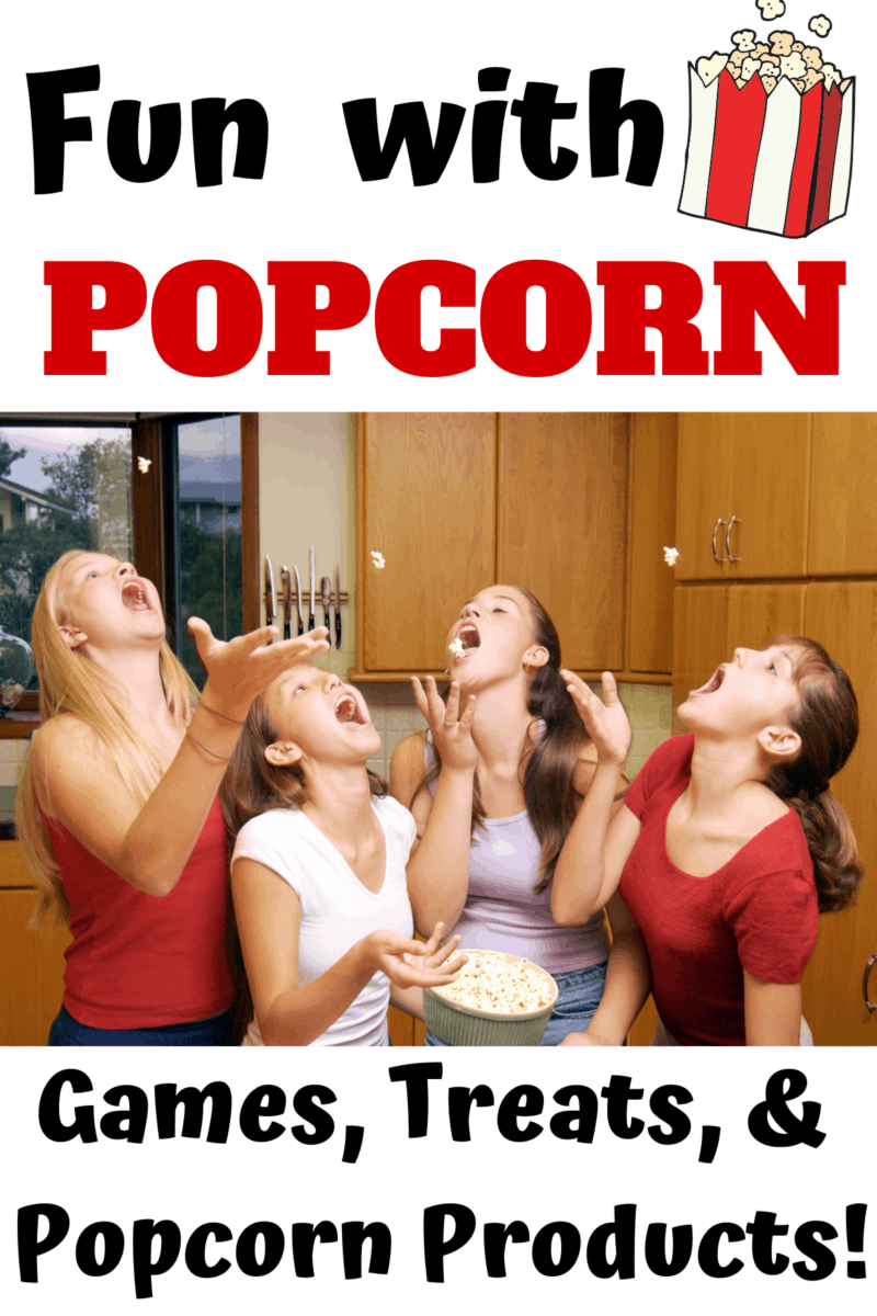 fun things to do with popcorn