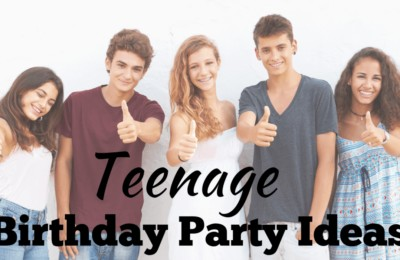Teenage Birthday Party Ideas on www.orsoshesays.com. Our first post on this was such a success, we rounded up another great list!