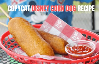 Copycat Disney Corn Dog Recipe from www.orsoshesays.com