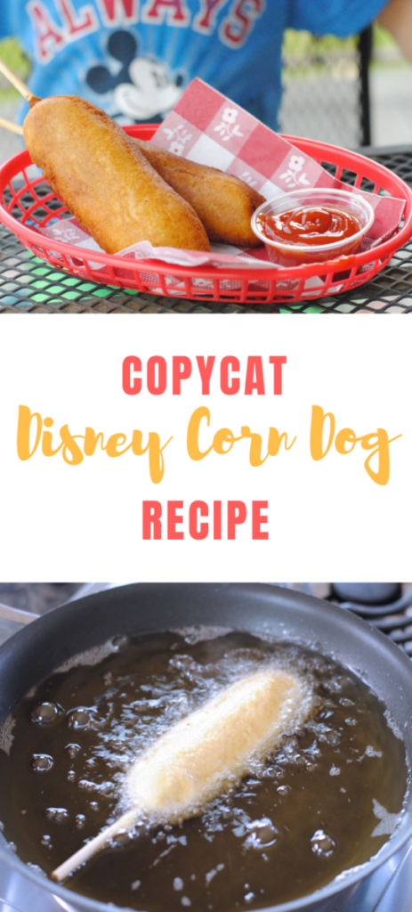 Copycat Disney Corn Dog Recipe from www.orsoshesays.com