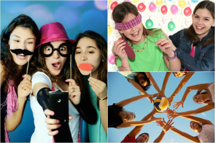 Fun Party Games for Teens