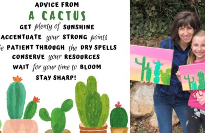 Paint Night Party Plan for Kids! Complete party instructions and plans including an inspirational talk and printable. #OSSS #PaintNight #LDS #ActivityDays #Youth #CraftNight www.oroshesays.com