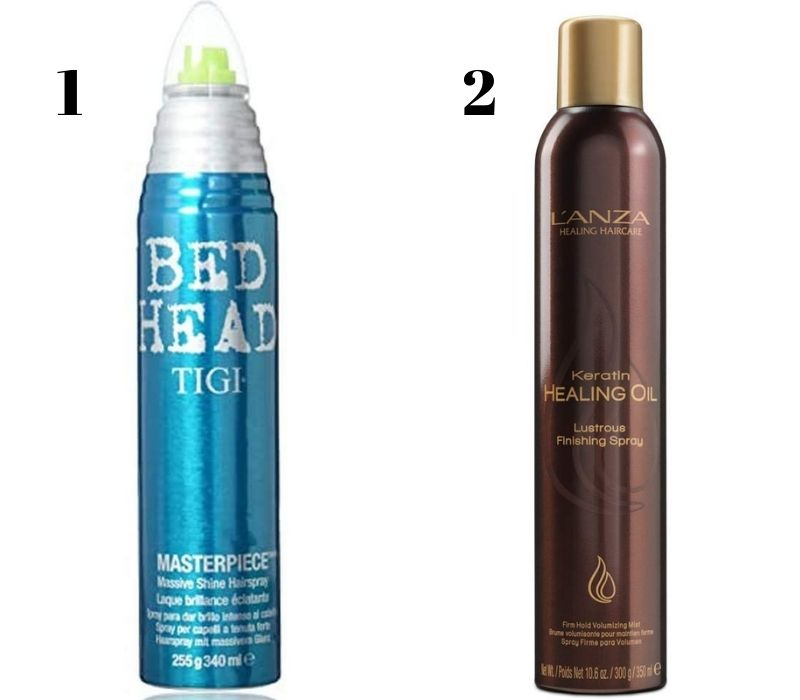 hair sprays for thin hair