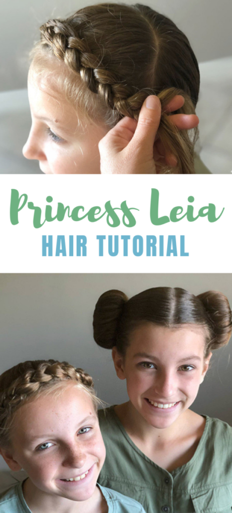 Hello all, it's Adelle from Get Away Today! With all the buzz around Star Wars: Galaxy's Edge, I thought it would be fun to share a Princess Leia hair tutorial with all of you. Check both of them out on the blog: www.orsoshesays.com #starwars #hairtutorial #DIY #princessleia
