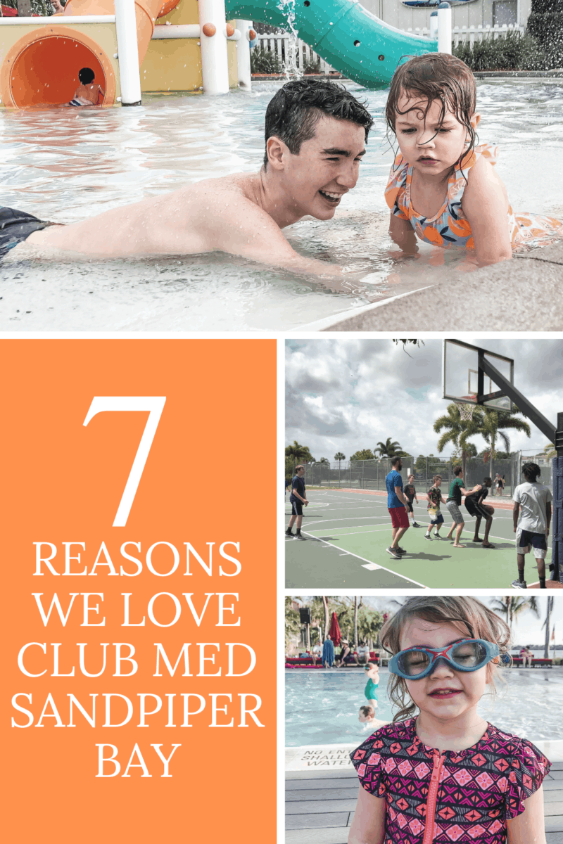 7 Reasons We Love Club Med Sandpiper Bay