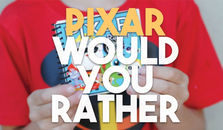 Pixar Would You Rather Questions