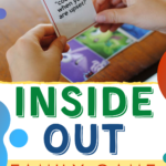 Inside Out Disney Game Printable