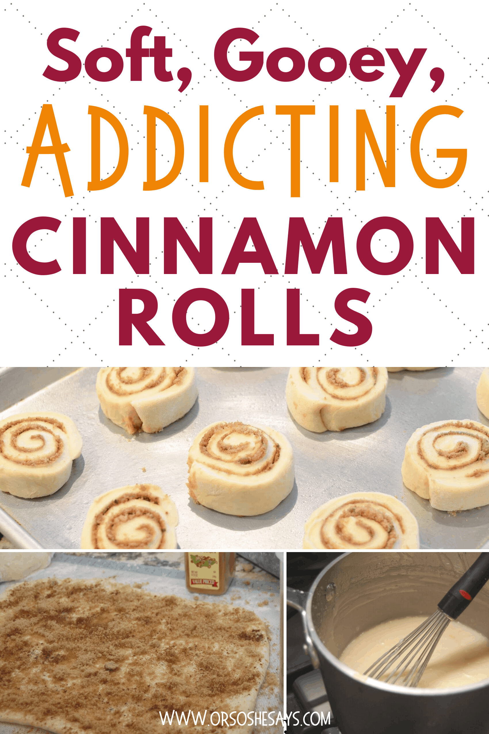 cinnamon rolls good for breakfast