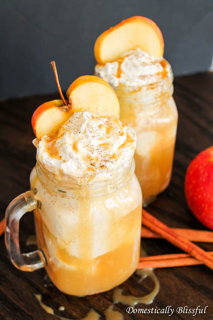 apple fall drink