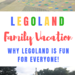 Legoland family vacation