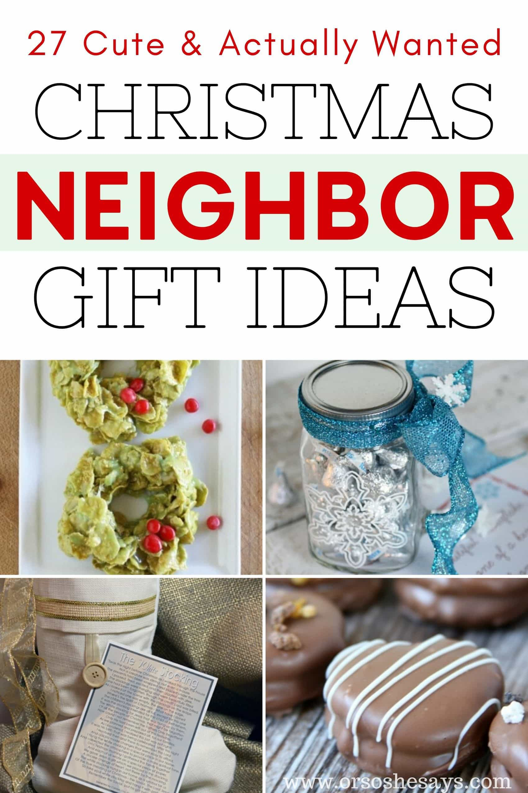 neighbor gift ideas