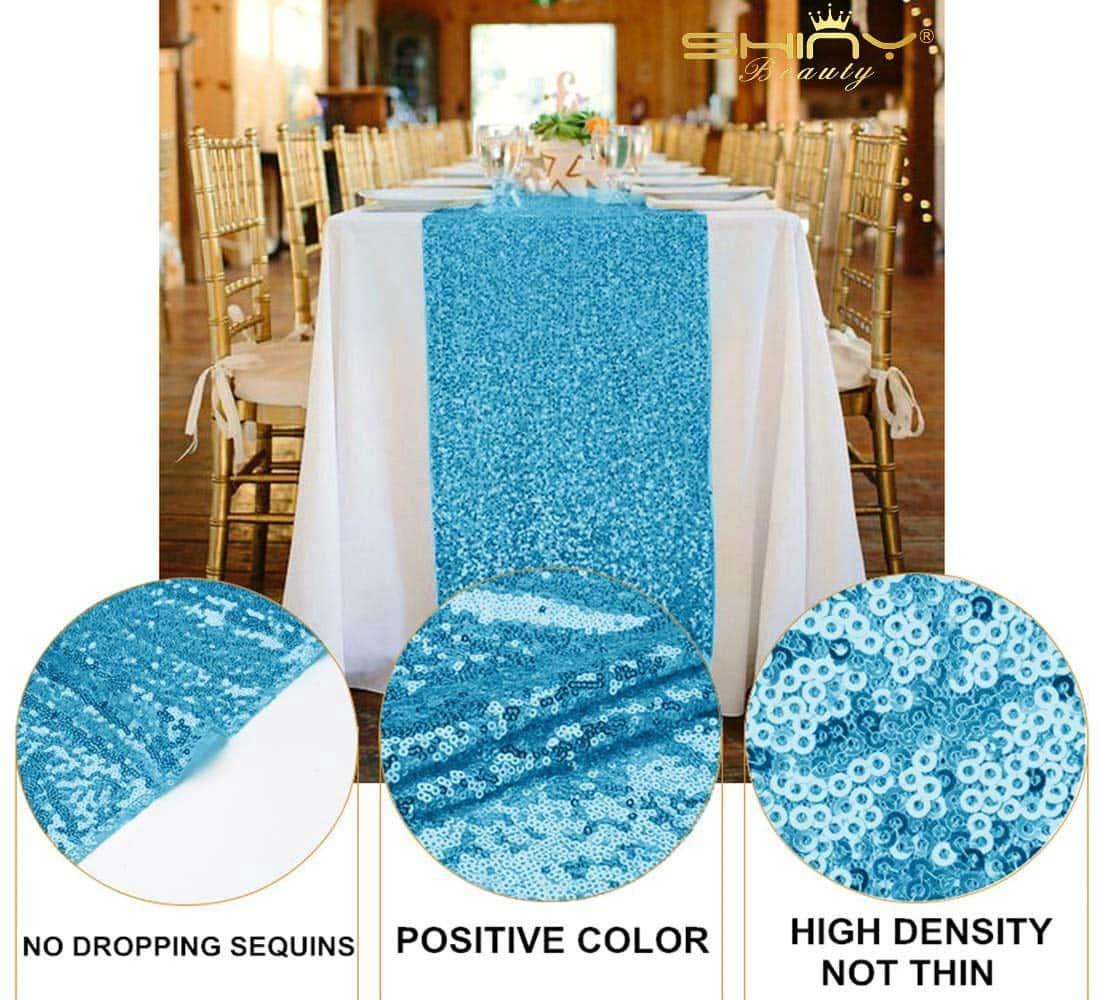 frozen table decor