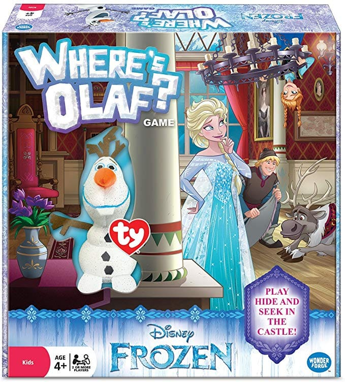 Frozen Olaf Game