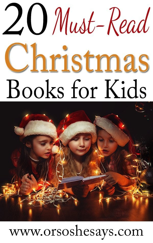 Christmas Books for Kids ~ Gift Idea for Neighbors