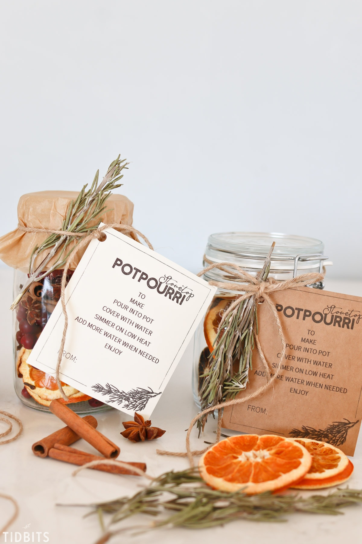 Potpourri Neighbor Gift ~ Gift Idea for Neighbors