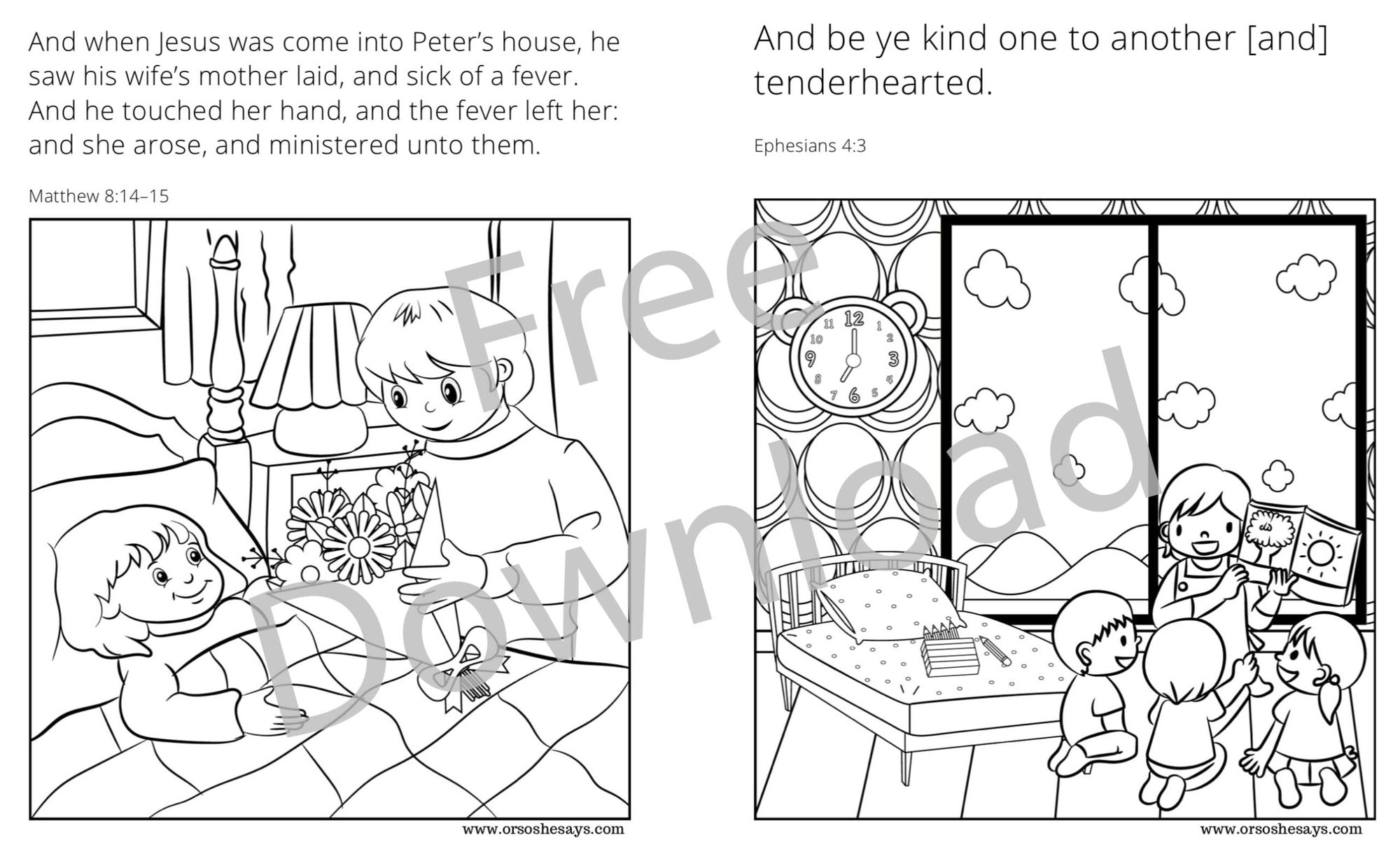 Light the World Activity ~ Service Ideas Coloring Book for ...