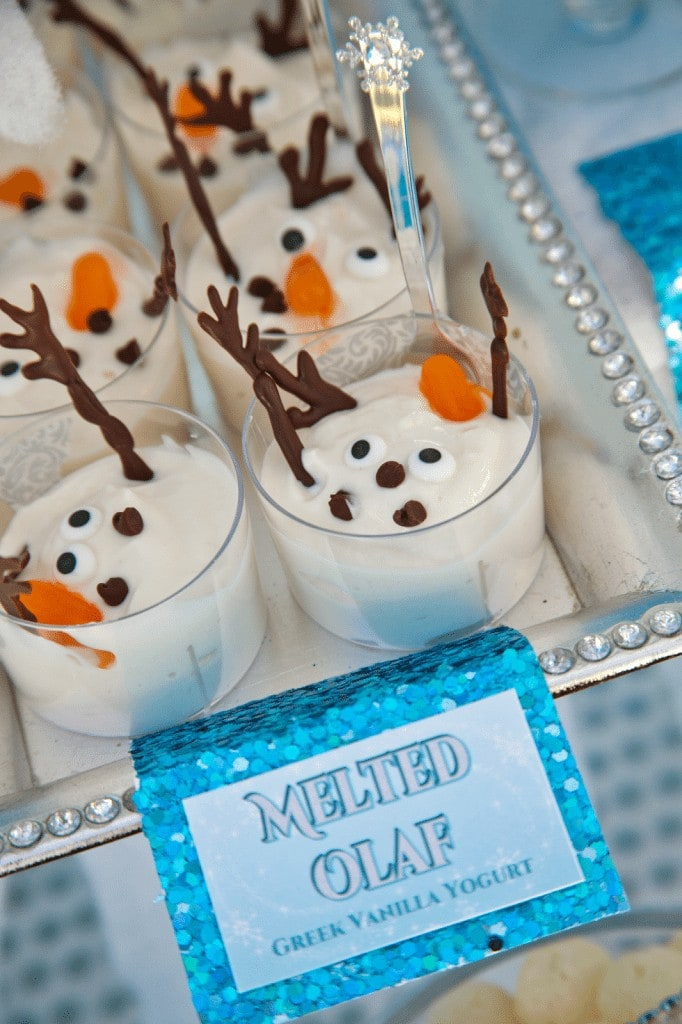 Frozen Party Food