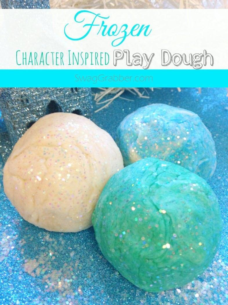frozen play dough
