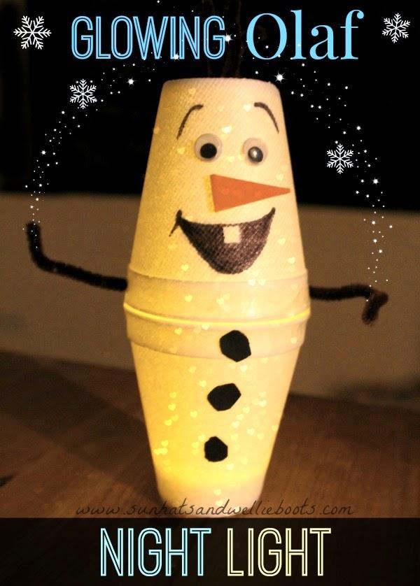 frozen party craft