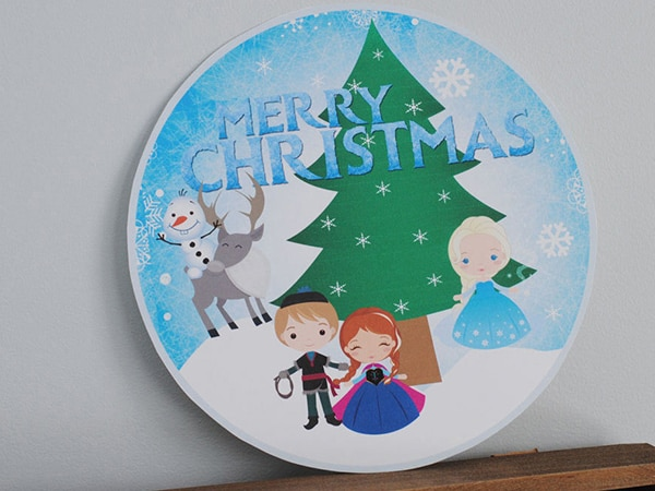 frozen craft for 3 year olds
