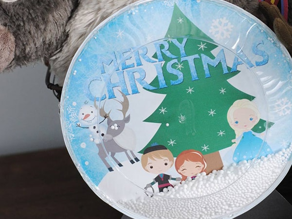 diy frozen gift