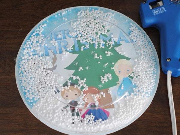 frozen birthday party idea