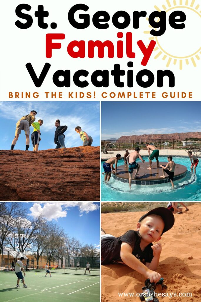 family vacation idea