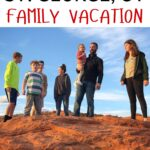 st George family vacation