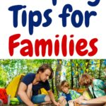 camping tips for families