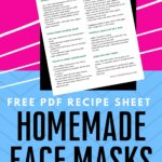 face mask recipe