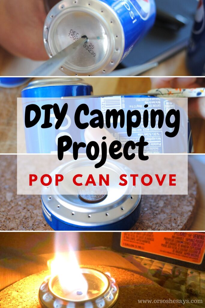 DIY Camping Project