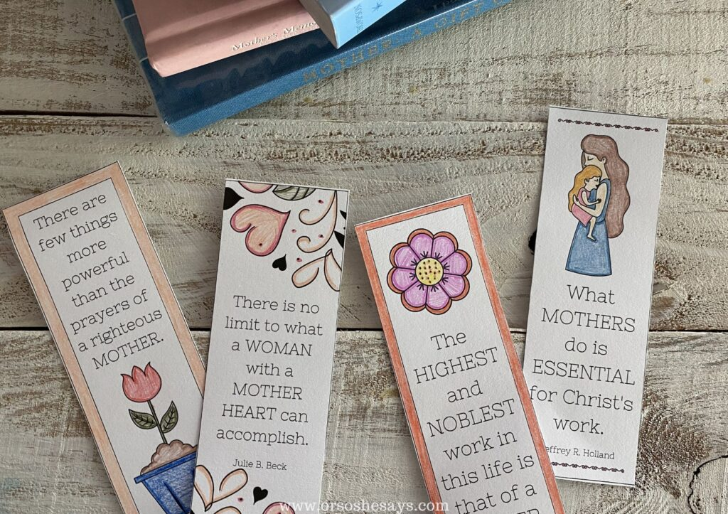 mothers day craft quotes
