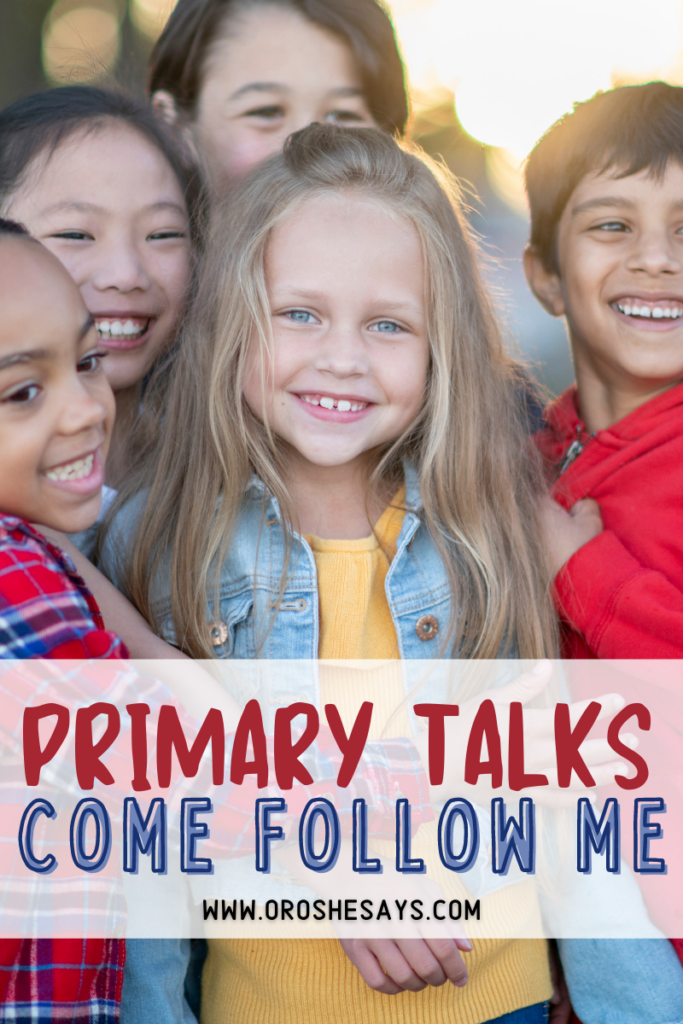 Primary Talks For February PIN
